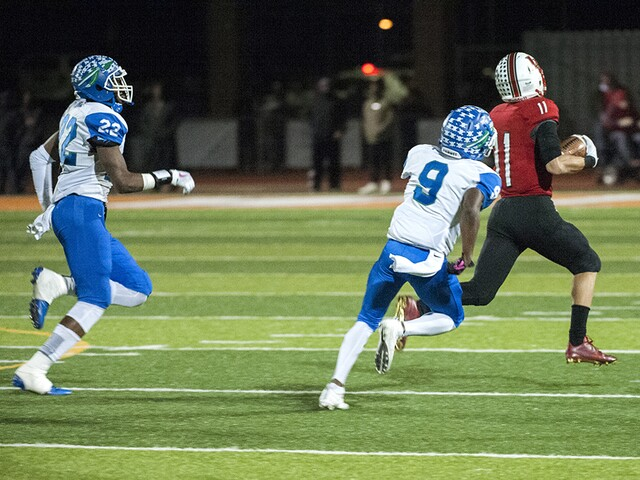 Winton Woods 16, La Salle 14