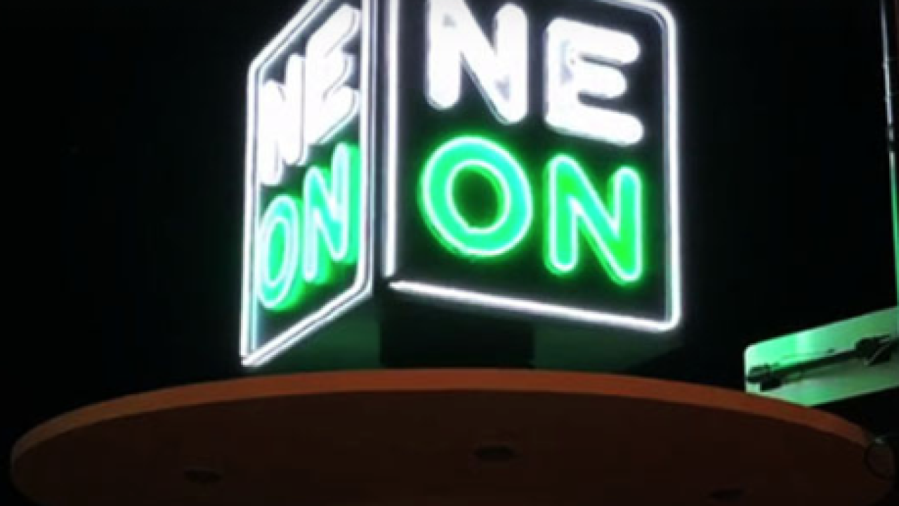 Free NEON District Art tours begin April 19 through NEON Festival in October
