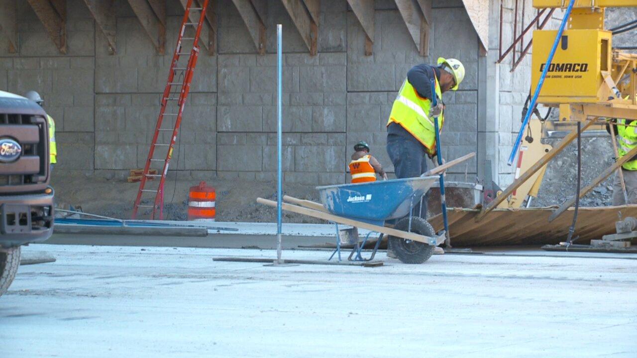 I-80 EB in Salt Lake City closing through Mondaymorning