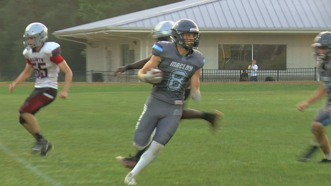 Maclay comes out on top in Spring Game