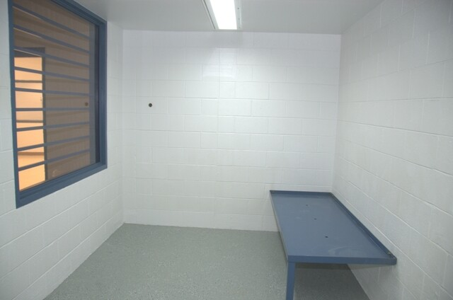 PHOTOS: Execution Chamber at Ely State Prison