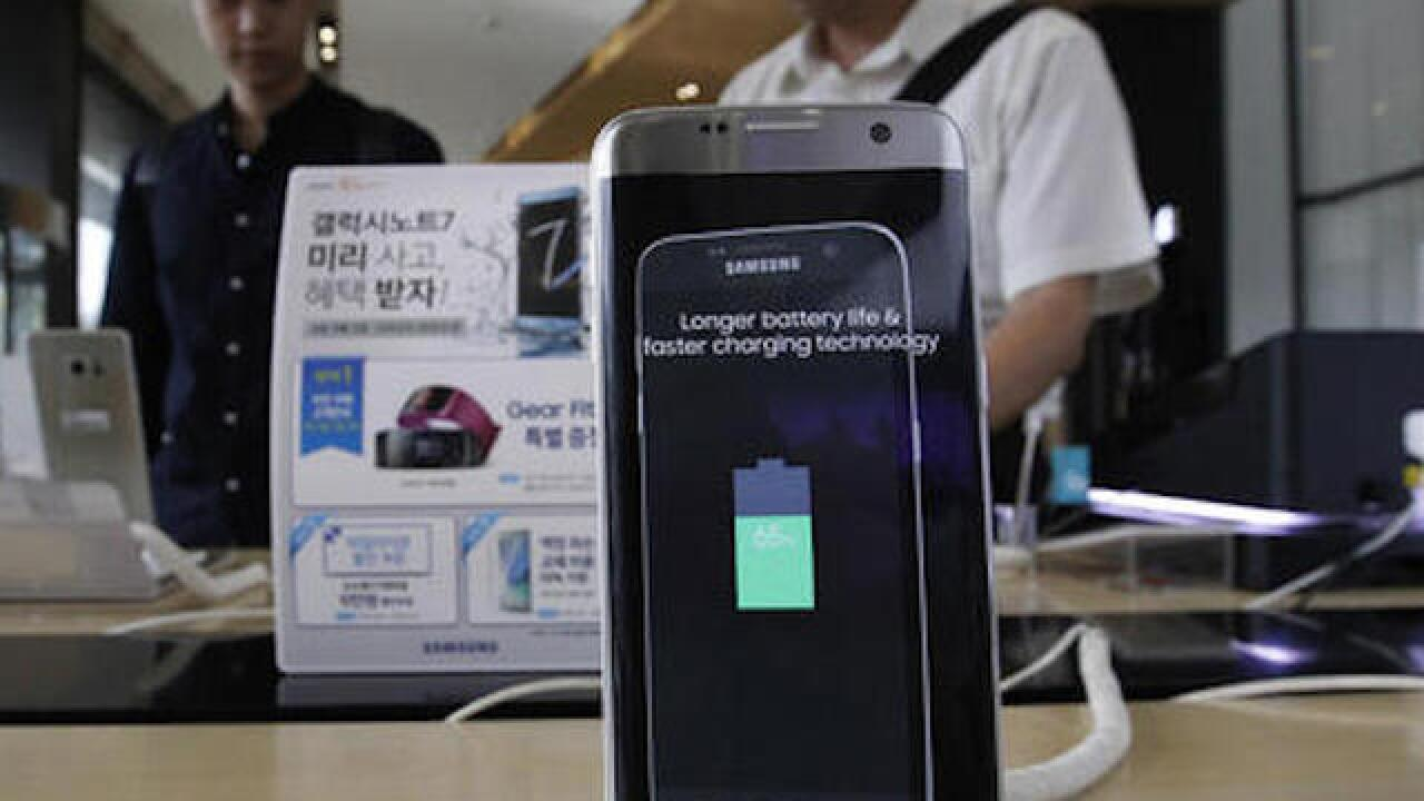 Samsung's quick fix for Galaxy Note 7 is no full recharge