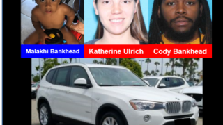 BREAKING: Police are looking for an abducted two-year-old