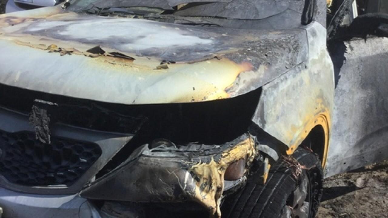 More reports of Kia, Hyundais catching fire