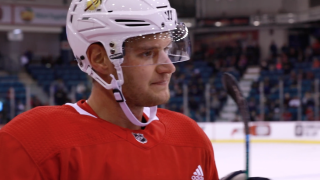 Goals for Charity! Panthers Star Aleksander Barkov Scores for Local Children's Hospital
