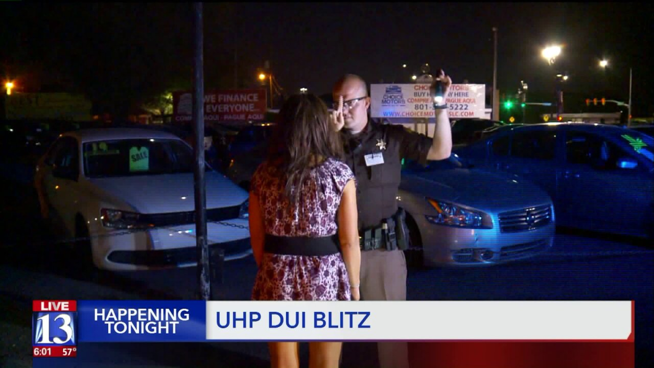 UHP to increase patrols, crackdown on DUI during Fourth of Julyweekend