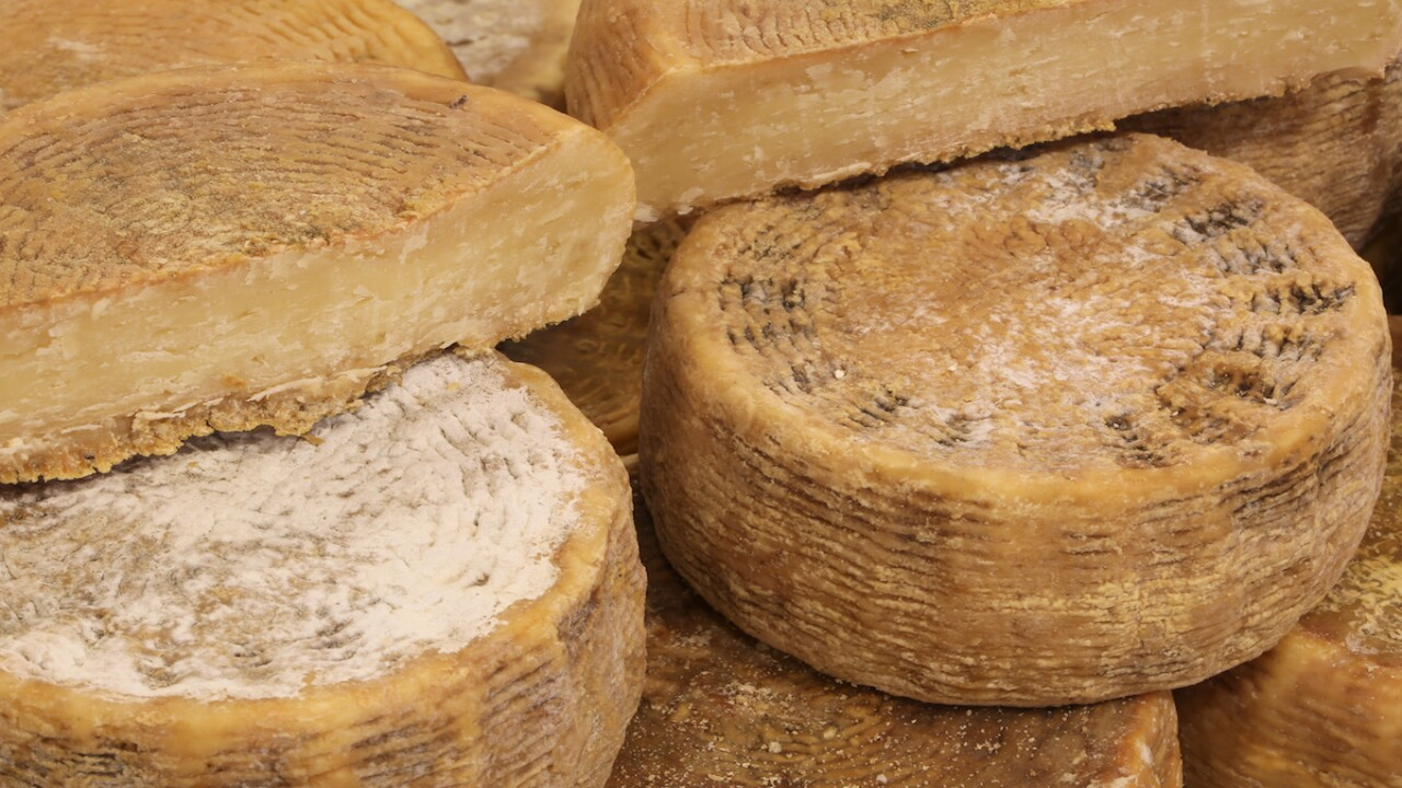 Costco is selling a 72-pound wheel of parmigiano-reggiano