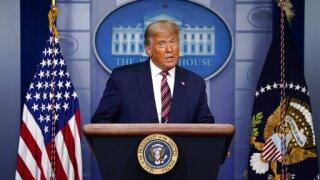 Republicans face court setbacks, Trump law firm steps down