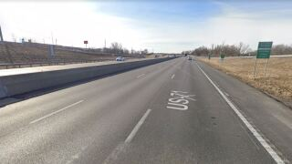 Belton hit-and-run I-49 155th Street.JPG