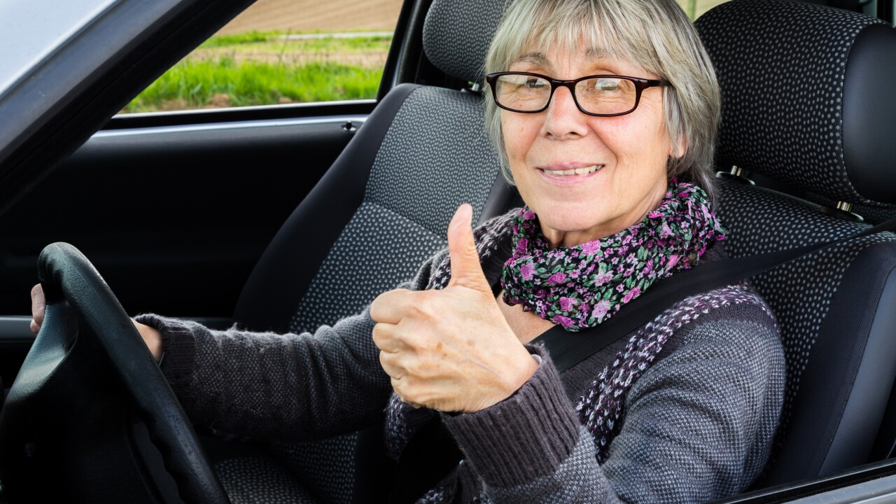 Consumer Reports: Safer senior driving