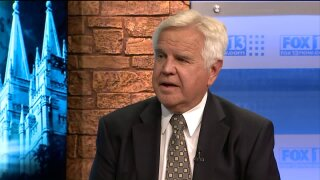 3 Questions with Bob Evans: Doug Wright on Utah politics and his career in radionews