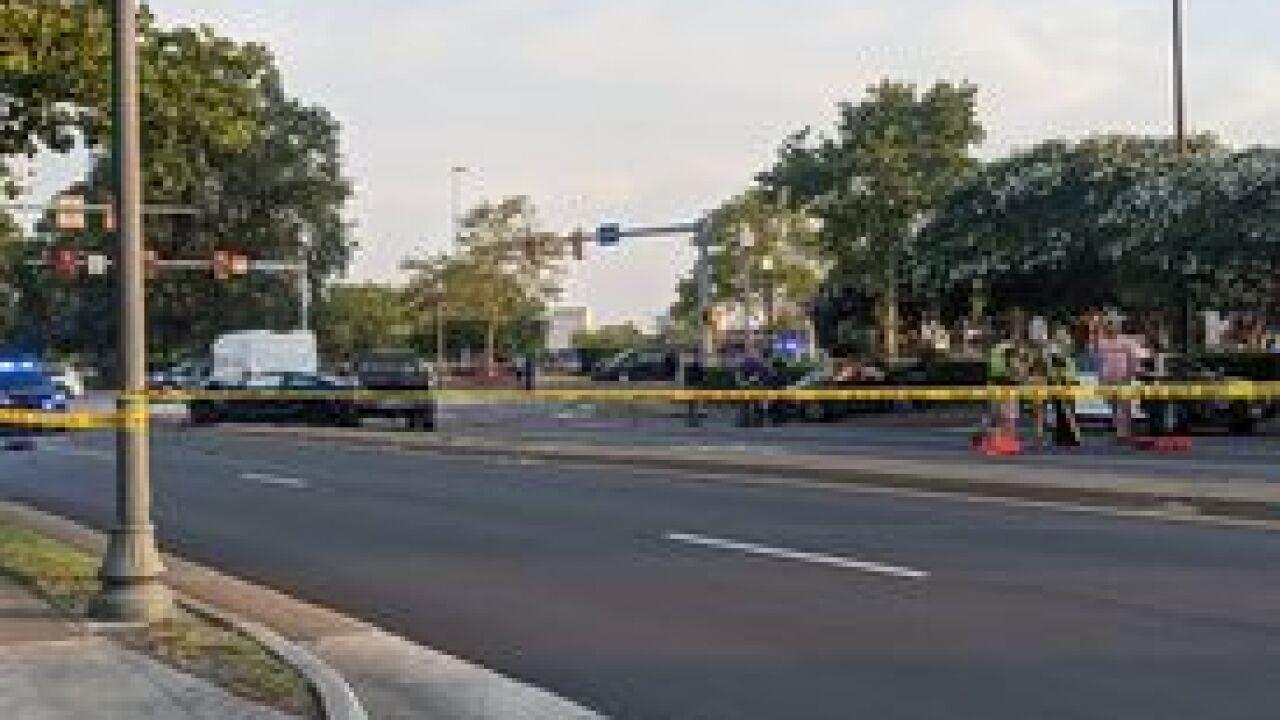 CH Crossways Boulevard police chase fatal crash (July 15)