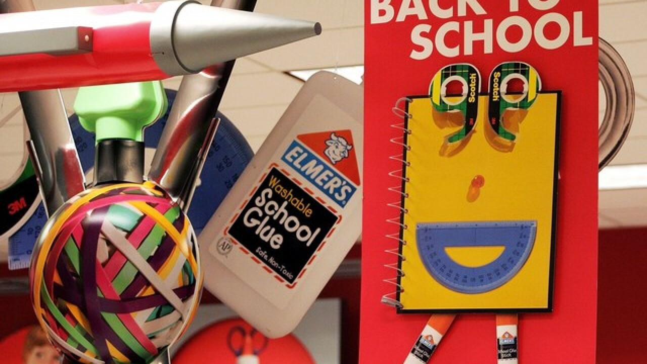 Back-to-school fairs, events and deals for students, teachers in Las Vegas for 2018-19 school year
