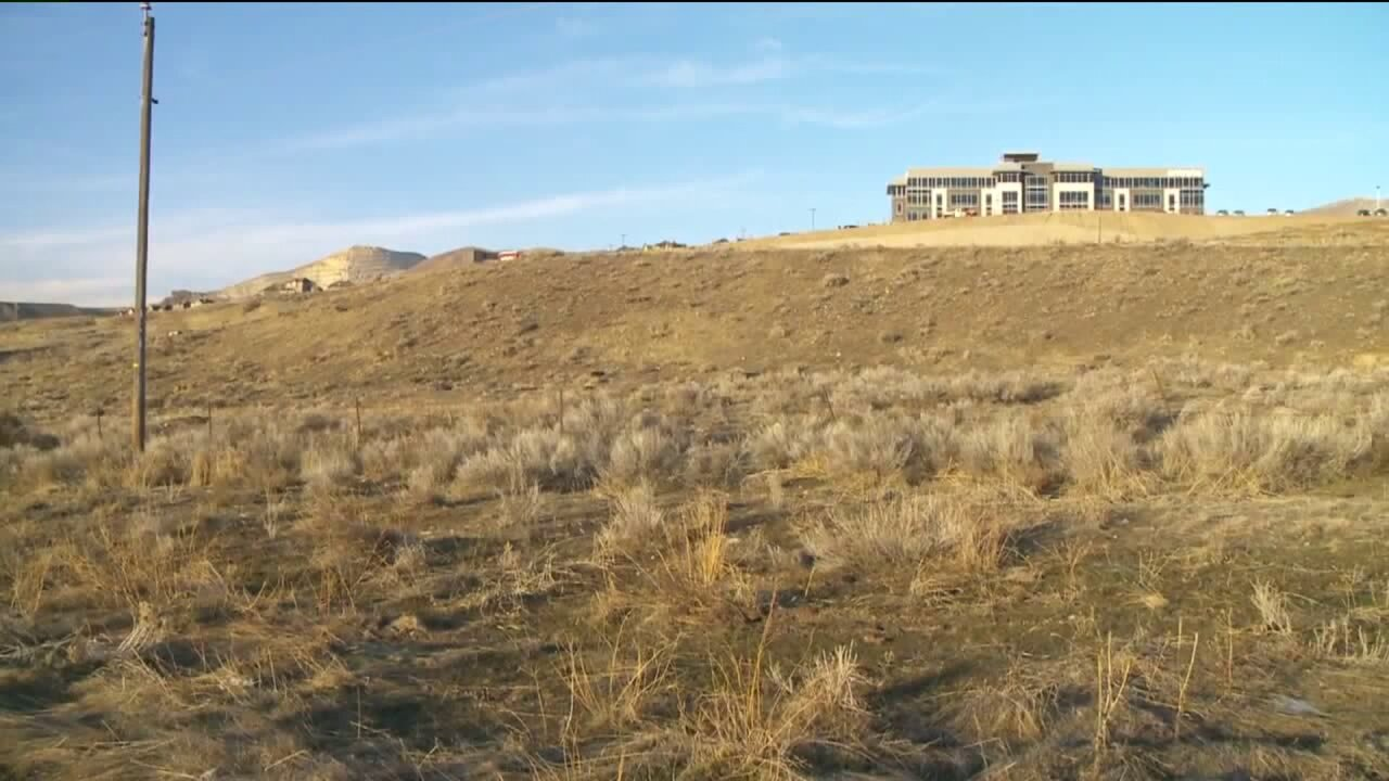 Officials seek public input on future developments at Point of the Mountain