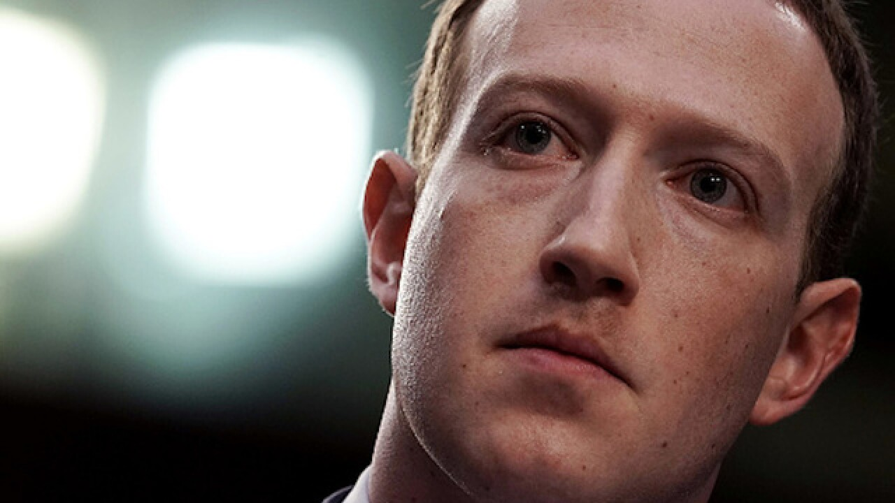Mark Zuckerberg: My data was exposed as well