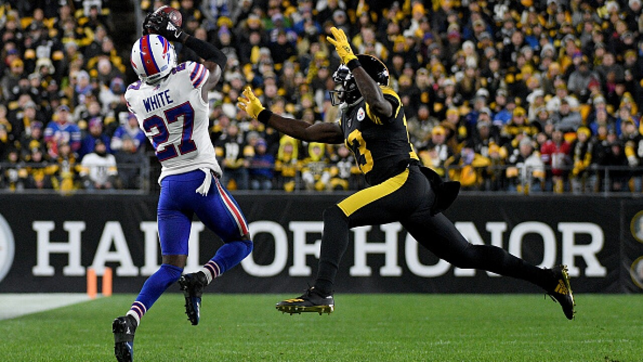 Report: Bills exercise fifth-year option on All-Pro cornerback Tre'Davious White