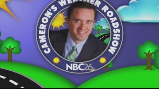 Cameron's Weather Road Show