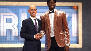Grizzlies draft Michigan State's Jaren Jackson 4th overall