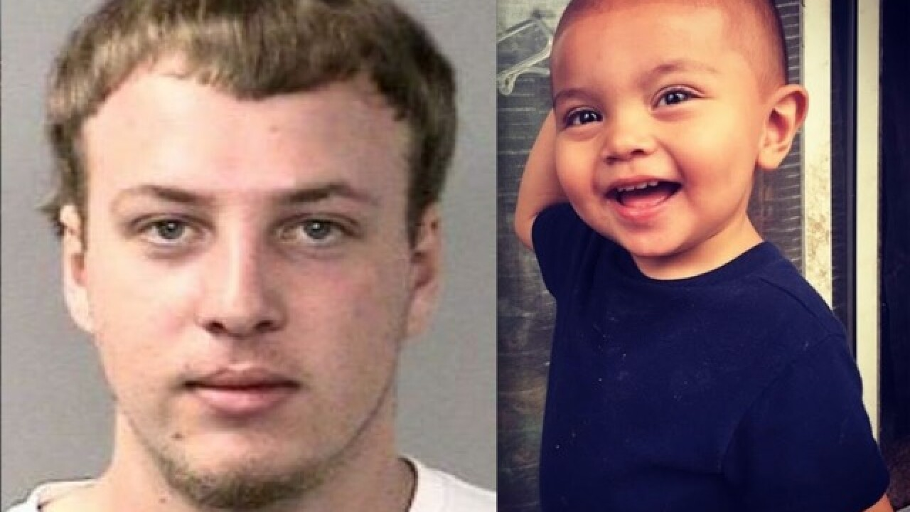 Man wanted in disappearance, possible homicide of 2-year-old in California
