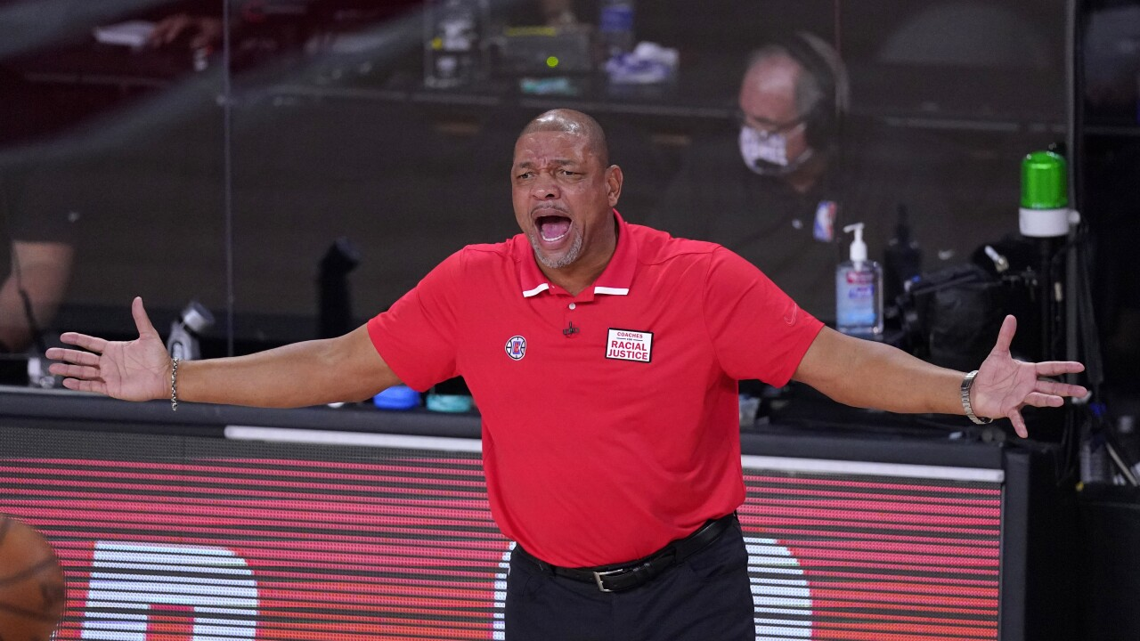 Doc Rivers out as Clippers head coach following stunning upset