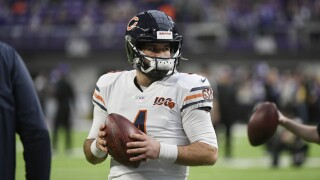 Former Bears QB Chase Daniel agrees reaches agreement with Lions