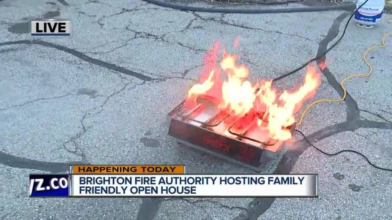October is Fire Prevention Month across Michigan