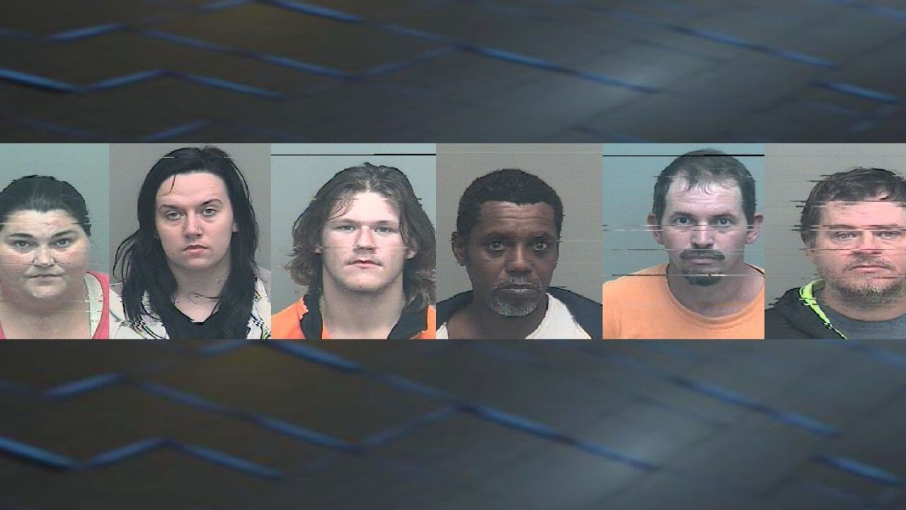 Operation Dry Ice nets 19 arrests in Wakulla County, other