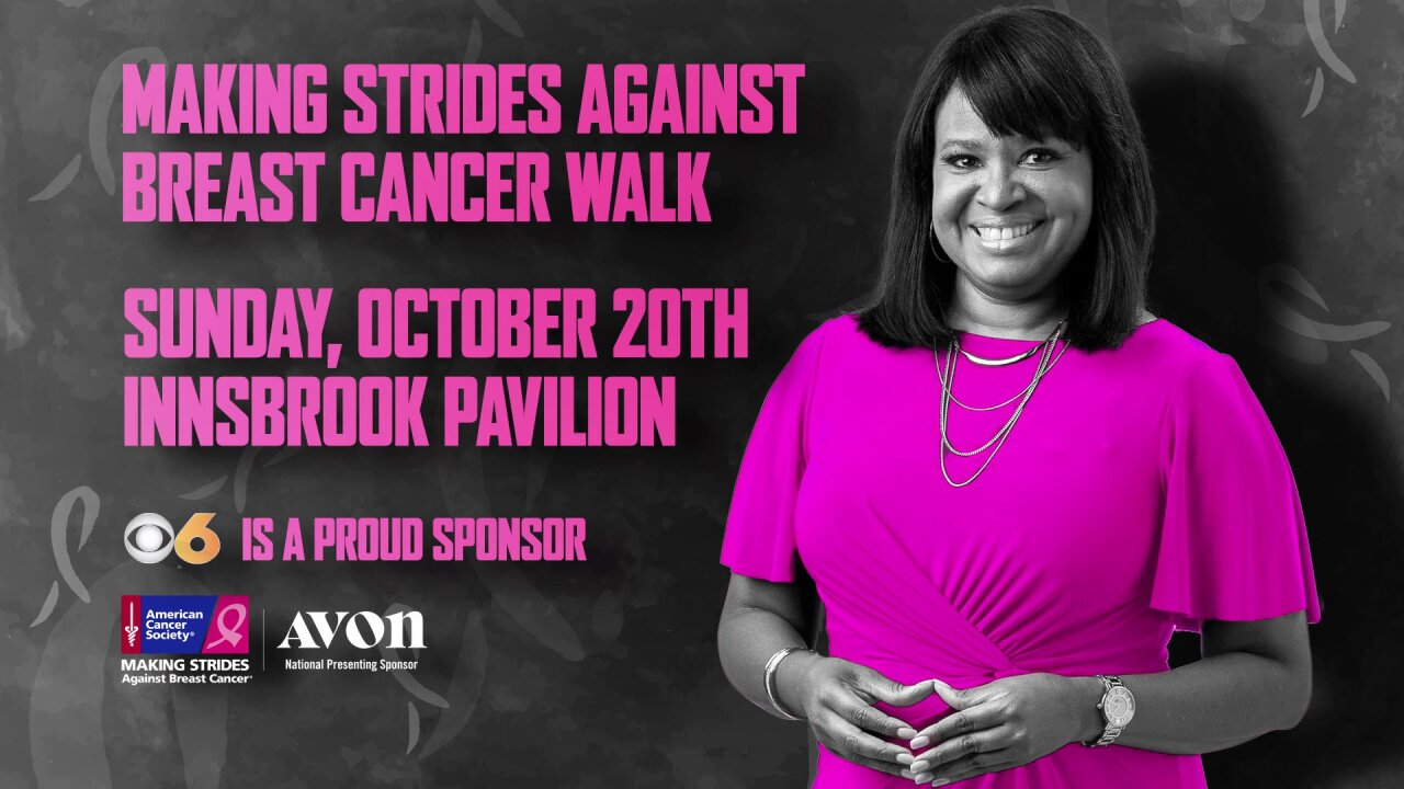 Join Reba at Making Strides Against Breast Cancer Sunday, Oct. 20