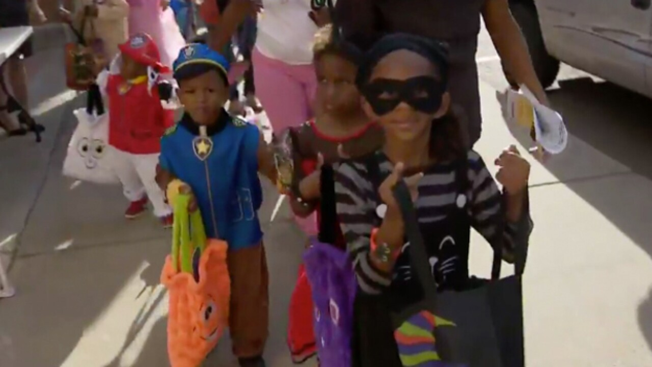 Police release 7 safety tips for Halloween trick or treaters