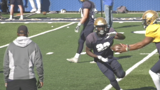 Running back Isaiah Ifanse ready for next step in cementing legacy at Montana State
