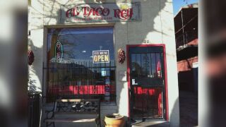 Takeout Tuesday: El Taco Rey