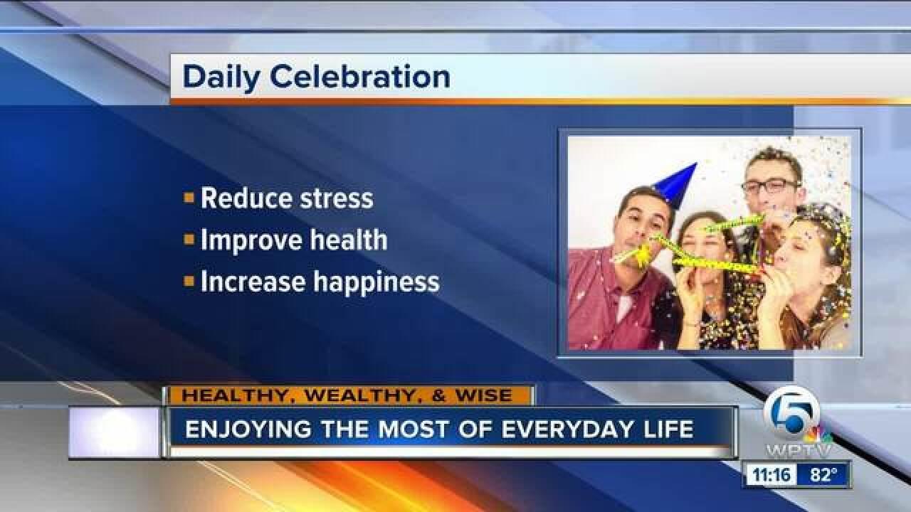 Advice on enjoying the most of everyday life