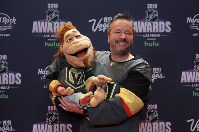PHOTOS: 2018 NHL Awards in Las Vegas