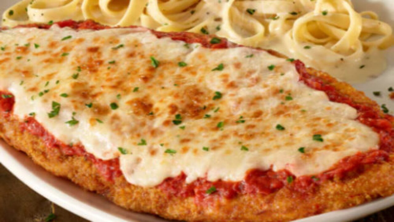 Olive Garden's Giant Chicken Parmesan Is Back