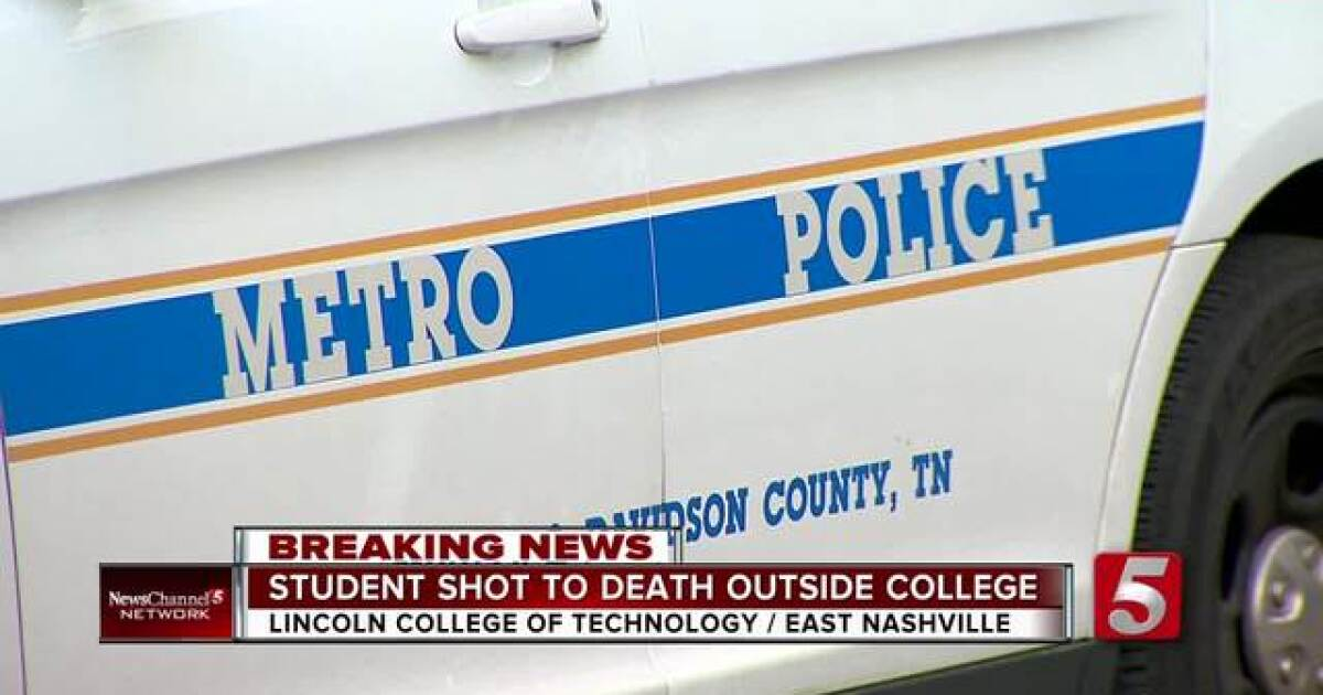 1 Killed In Shooting At Lincoln College Of Technology