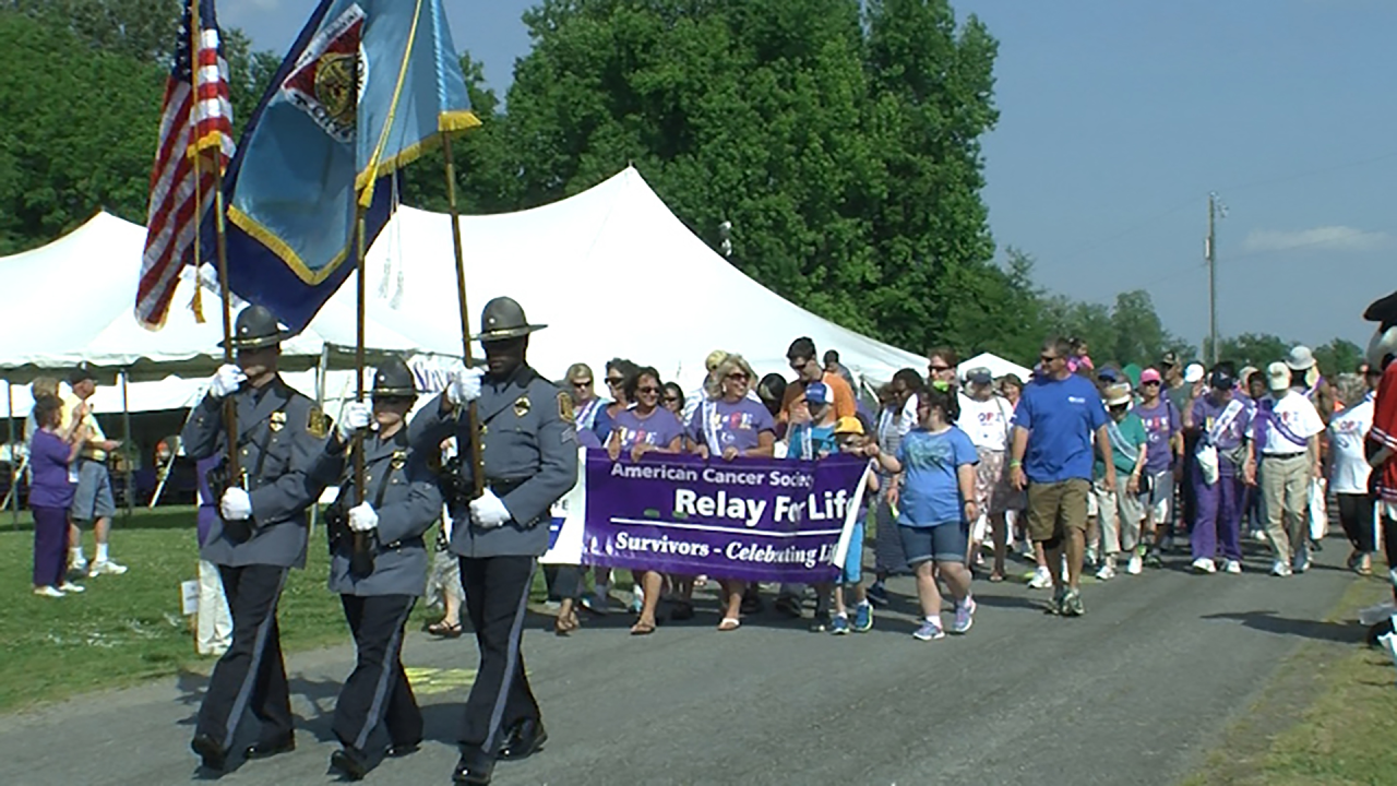 City of Suffolk becomes top Relay for Life fundraising team