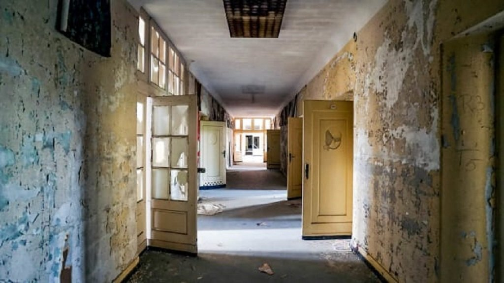 Photos: PHOTOS: This abandoned 'Forbidden City' was once the largest Soviet military base in EastGermany