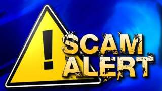 Sheriff Gibson issues scam alert