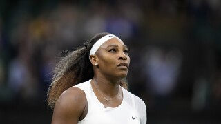 US Open-Serena Williams Out Tennis