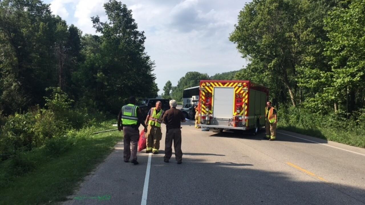Multiple people dead in Monroe County bus crash