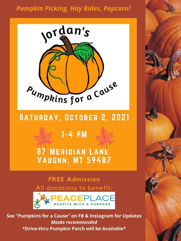 Pumpkins For A Cause