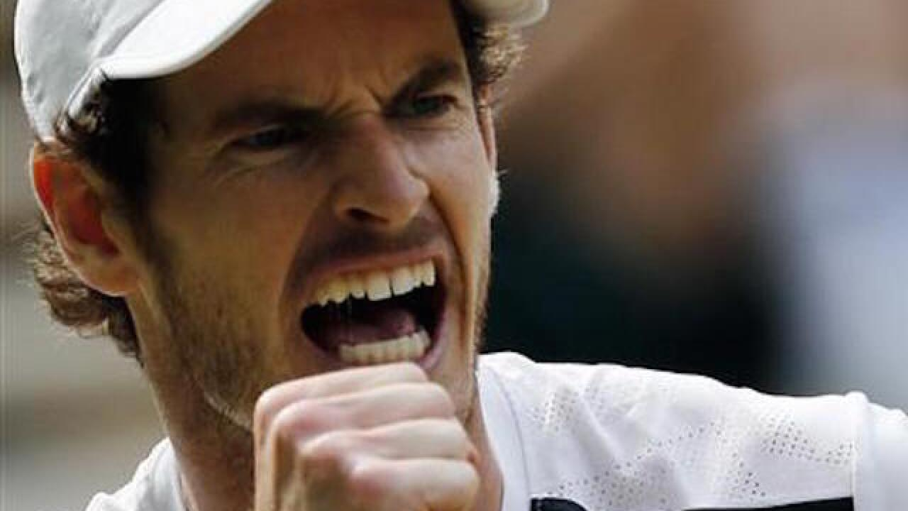 Andy Murray wins second Wimbledon title, third Grand Slam title