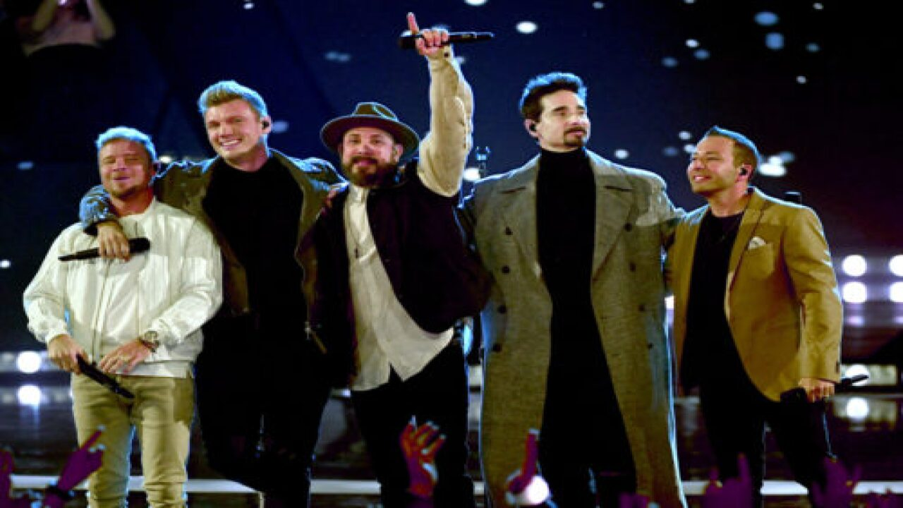 "The Backstreet Boys Just Kicked Off Their New U.S. Tour: ""We're Gonna Blow America Away"""