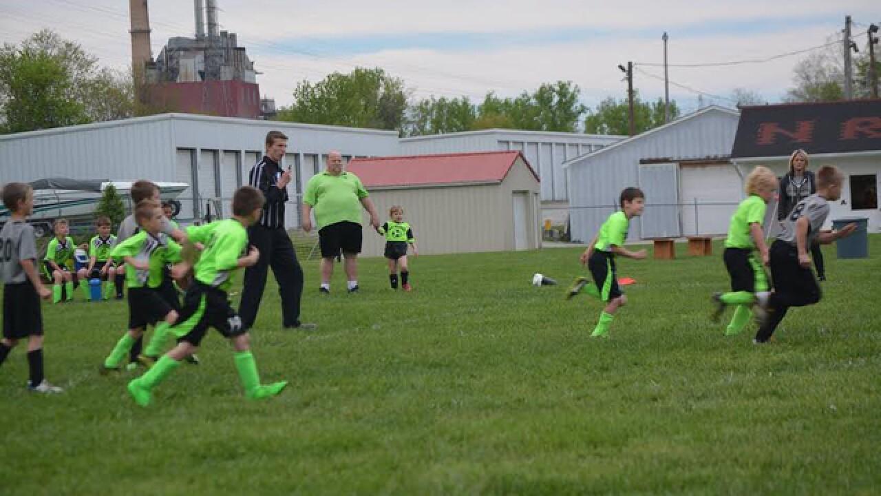 Duke Energy kicks youth soccer program off land