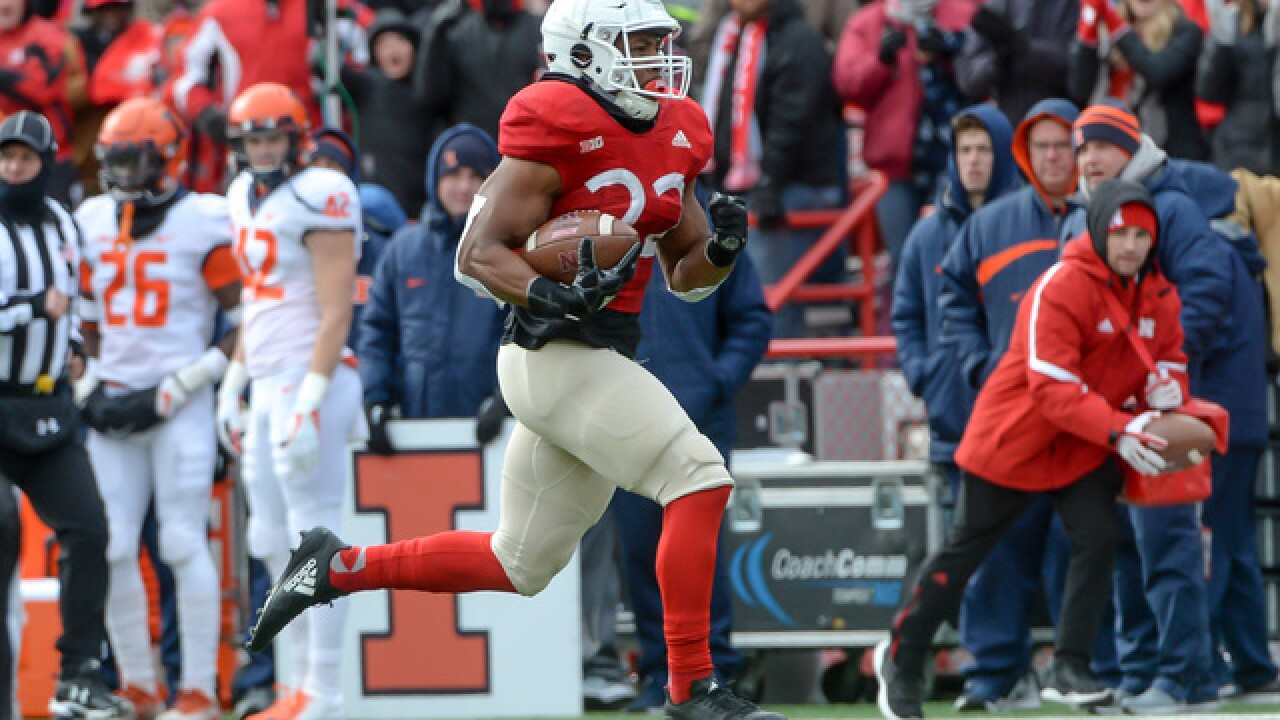 Nebraska football soars past Illinois in third win of season