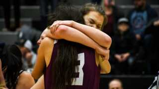 State B girls: Wolf Point dominates Florence, wins emotional championship