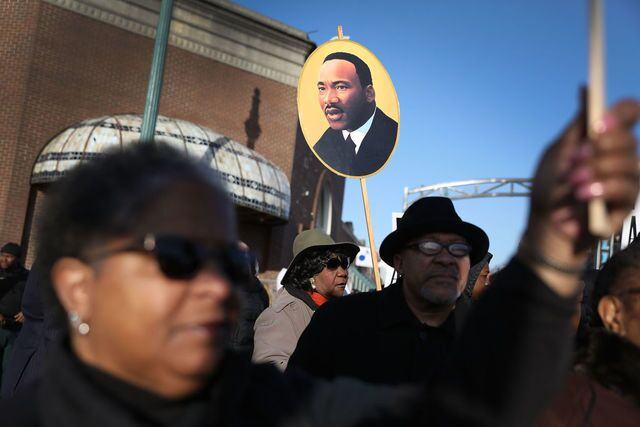 MLK assassination 50 years ago remembered