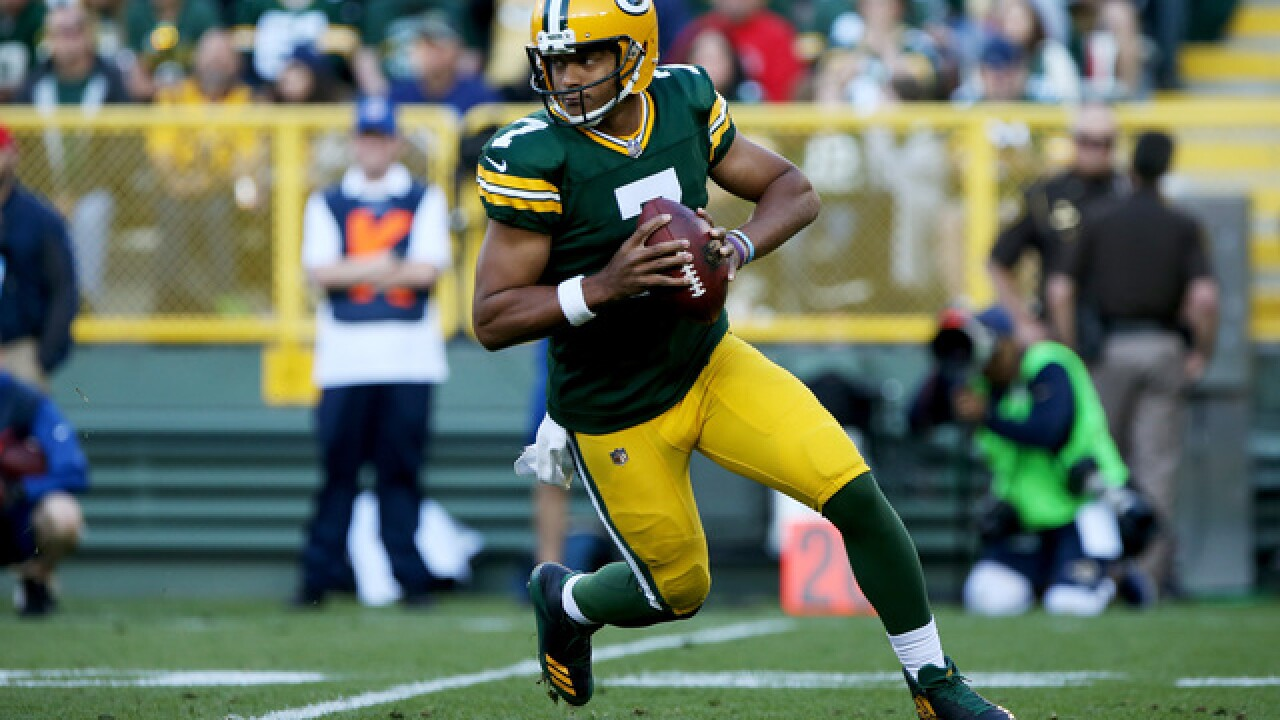VIDEO - Packers Second Screen: vs. Rams