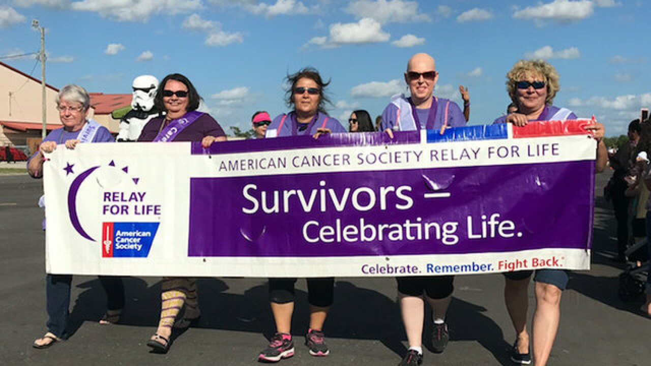 Relay For Life at South Florida Fairgrounds on March 10