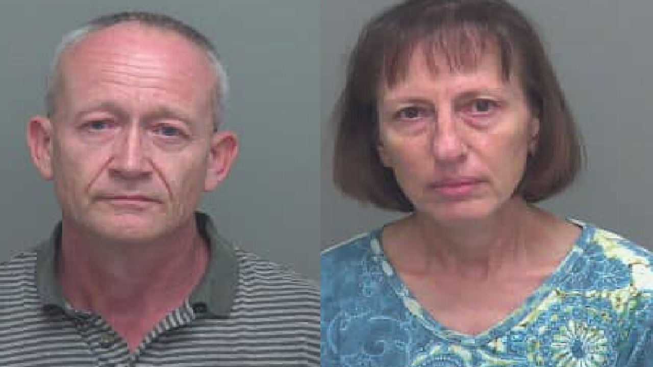 Florida 'doomsday prepper' couple accused of abusing two victims on their farm for years